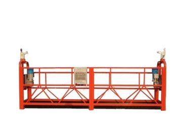 zlp500 lugversorgerde platform wieg konstruksie toerusting vir die buitemuur