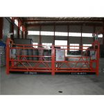 aluminium / staal / warm gegalvaniseerde opgeskorte toegang toerusting zlp630