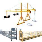 warm verkoop sukses opgeskort staal pyn toegang platform zlp630, zlp800, zlp1000