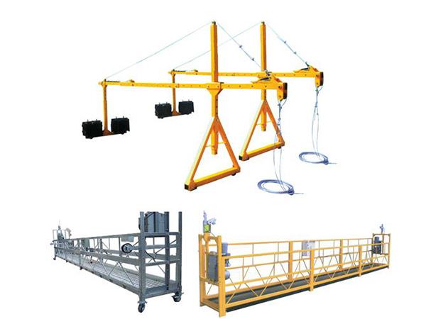 Warm verkoop Haoke Suspended Staal pyn toegang platform ZLP630, ZLP800, ZLP1000