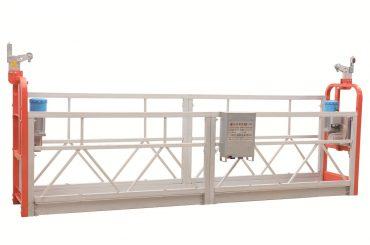 zlp630 geverfde staalfasade skoonmaak werkplatform