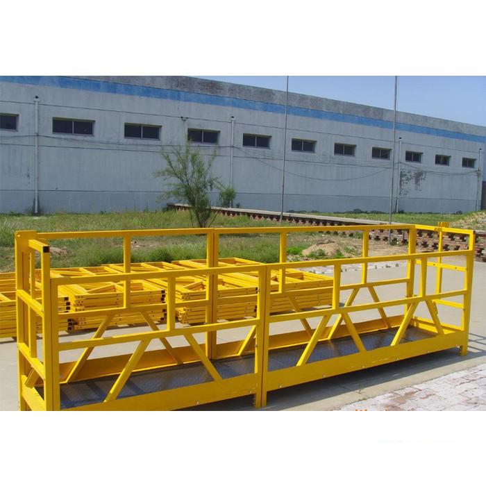 ZLP 800 High Rise Building Vensterreinigingsplatform 300M 2.5M * 3 1.8KW 800KG