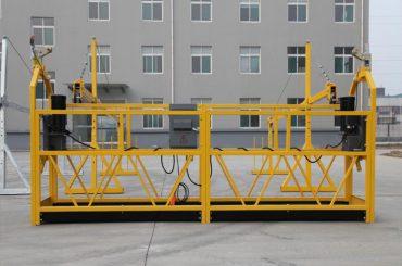 tydelik geïnstalleer geskeduleerde toegang toerusting / gondel / wieg / steierwerk zlp500