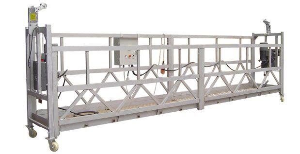 630 kg Elektriese Opskort Toegang Toerusting ZLP630 Met Hoist LTD6.3