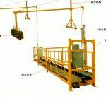 fabriekverkope goeie gehalte elektriese takel vir geskorsde platform van direkte vervaardiger