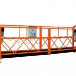 2.5mx 3 afdelings 1000kg opgeskort toegang platform hefsnelheid 8-10 m / min