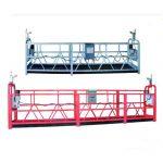 Zlp500 toeganklike toegang toerusting / gondel / wieg / steierwerk vir konstruksie