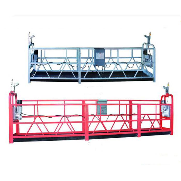 ZLP500 Toegangsuitrusting / Gondel / Wieg / Steierwerk vir Konstruksie