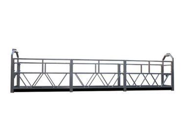 2 x 1.8 kw opgeskort steierwerkfase-opgeskort platform wieg zlp800