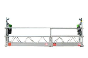 220v / 60hz enkelfasige tou opgeskort platform zlp500 zlp630 zlp800 zlp1000