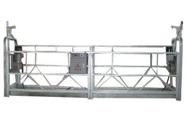roerende veiligheidstoue opgeskort platform zlp500 met nominale kapasiteit 500kg