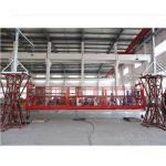 10 meter aluminiumlegering werkplatform met hysbak ltd8.0