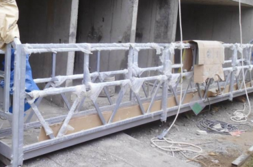 hoë veiligheidstoue opgeskort platform lighoogte 300m vir skildery